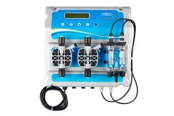 Dosatore Cloro E Ph Per Piscine Tech-line 2 Per Analisi E Regolazione.