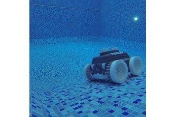 Robot Piscina Senza Fili Marlin Power - Con Alimentatore E Ricarica Fissa