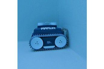 Robot Piscina Senza Fili Marlin Super Power- Senza Alimentatore E Ricarica