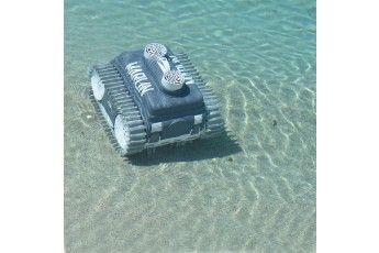Robot Piscina Senza Fili Marlin Power- Senza Alimentatore E Ricarica