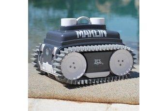 Robot Piscina Senza Fili Marlin Classic - Senza Alimentatore E Ricarica