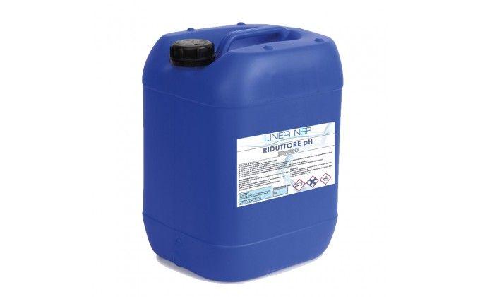Come Abbassare Ph Piscina.Riduttore Ph Liquido Da 7 Kg Nonsolopiscine It